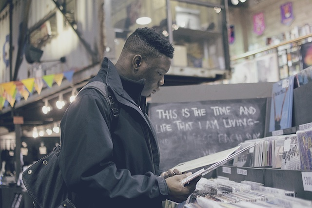Who Are You Listening To? : Tunji Ige