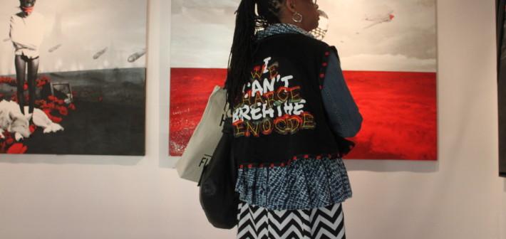Flux Art Fair Brings Some Color to Harlem
