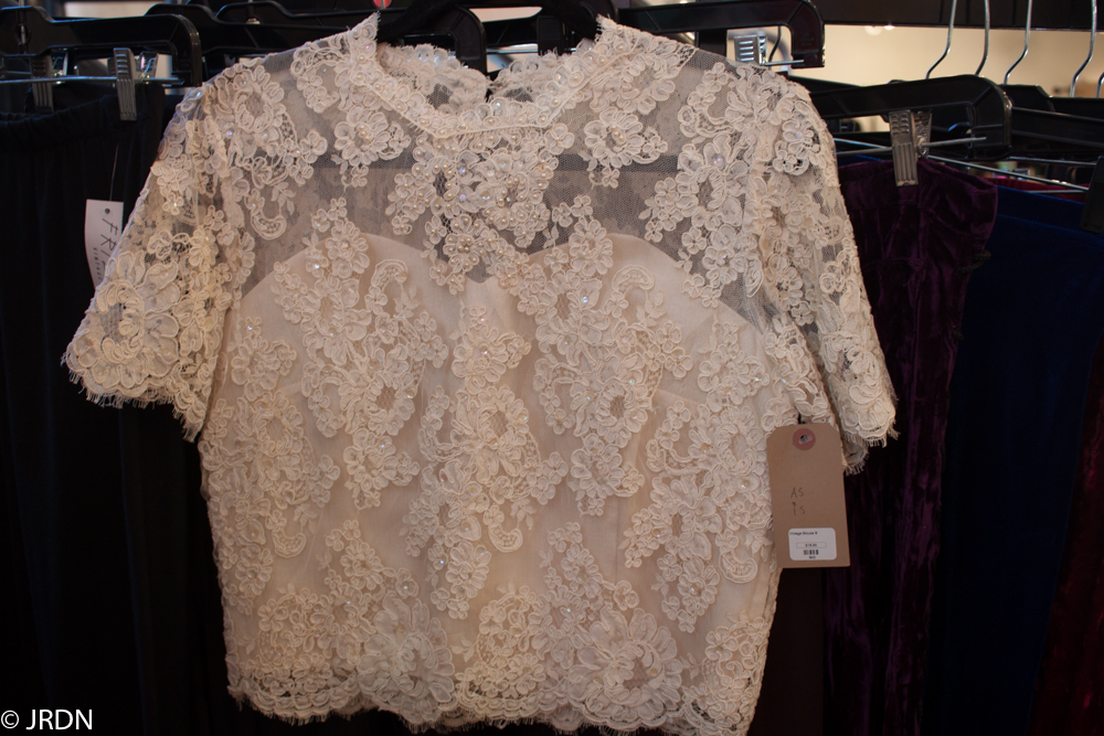 $20 Lace Top