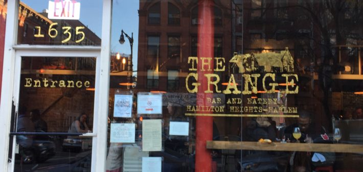 GOOD EATS: Let's Do Brunch At The Grange Bar & Eatery